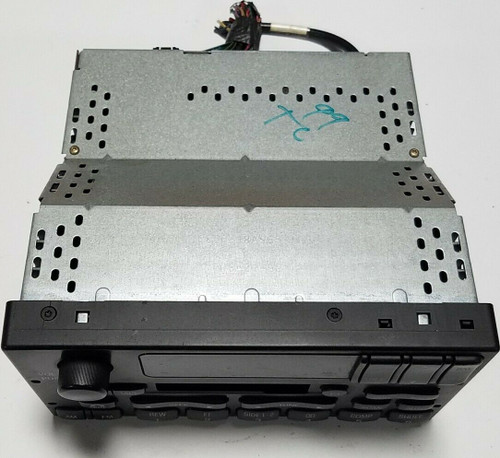 1998-2000 Lincoln Town Car Radio Cassette CD Control Tested OEM XW1-F18C870-BF