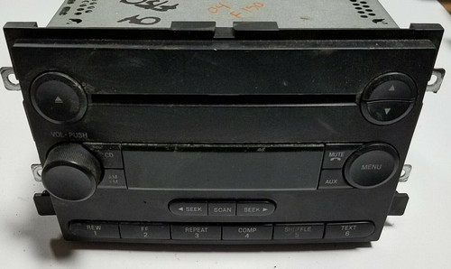 04 2004 Ford F150 AM FM CD Radio Receiver 4L3T-18C869-GE OEM