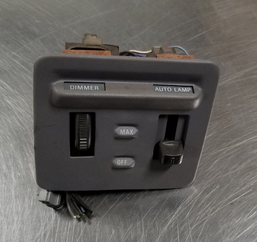 1992 1993 1994 1995 Ford Taurus Mercury Sable Auto Headlight Dimmer Switch Gray
