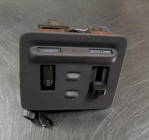 1992 1993 1994 1995 Ford Taurus Mercury Sable Auto Headlight Dimmer Switch Gray