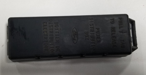 1992 1993 1994 1995 Ford Taurus  Sable Engine Bay Fuse Box Cover F2DB-14A075-AA