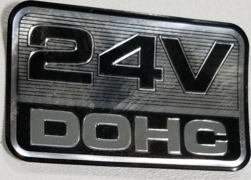 1998 Ford Taurus Fender Badge Sticker 24V DOHC