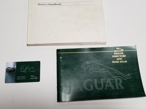 2002 Jaguar X-TYPE V6 2.5L 3.0L Owner Manuals Drivers Handbook