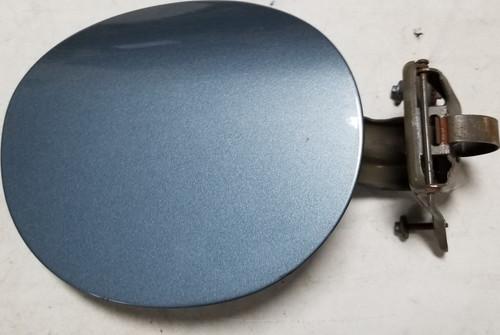 2003-2006 LINCOLN LS Exterior Fuel Gas Filler Tank Exterior Lid Door Blue