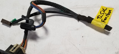 Blower Motor Wire Pigtail 1989 1990 1991 1992 1993 Thunderbird Cougar V8 5.0L