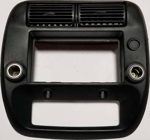 2005 - 2011 FORD Ranger RADIO DASH VENT TRIM BEZEL Black 4x2