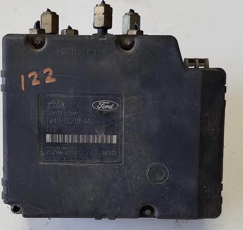 2000 2001 2002 LINCOLN LS ABS ANTI LOCK BRAKE PUMP MODULE 1W43-2C219-AA