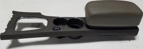 2000-2002 LINCOLN LS CENTER CONSOLE ARM REST Dark Truffle 1W43-54044D34