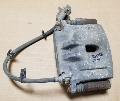 2000 2001 2002 JAGUAR S Type Lincoln LS RH Front Brake Caliper with Bracket V8 4.0