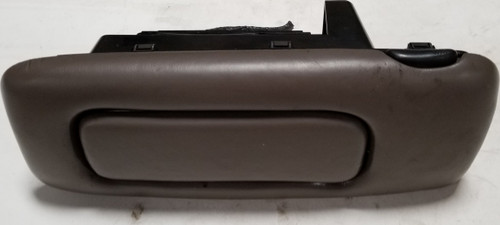 1998 1999 2000 2001 2002 Lincoln Continental Center Armrest Lid Tan with Phone Option