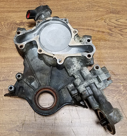 1989 1990 1991 1992 1993 Thunderbird SC Timing Chain Cover with Oil Pump 3.8L SC