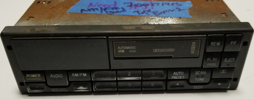 1993 1994 Explorer Mark VIII Premium Sound Radio Tape Player F3LF-19B165-AG Parts