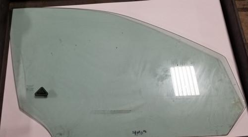 2000 2001 2002 JAGUAR S-TYPE S Type FRONT RH PASSENGER DOOR WINDOW GLASS