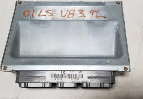 2001 LINCOLN LS 1W4A-12A650-HB ECU ENGINE COMPUTER V8 3.9L COMPUTER MODULE ECM