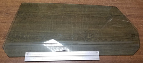 1998 - 2003 Jaguar XJ8 L XJR L Vanden Plas Rear LH Door Glass Window OEM