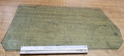 1998 - 2003 Jaguar XJ8 L XJR L Vanden Plas Rear RH Door Glass Window OEM