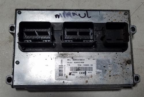 2007 Fusion, Milan 3.0 PCM,ECM,ECU,Engine Computer Module 7E5A-12A650-XA