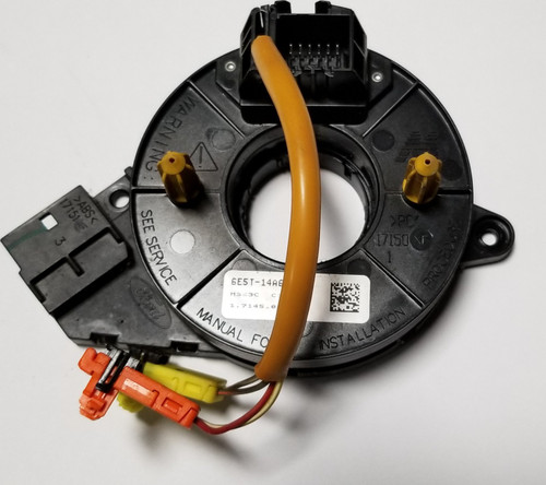 2006-2009 Ford Fusion Milan MKZ Clock Spring 6E5T-14A664-AF