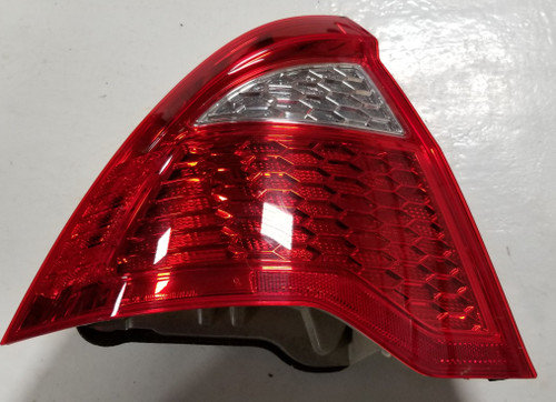 2010 2011 2012 Ford Fusion Taillight Tail Light Lamp Driver Left LH OEM 9E53-13B505-A