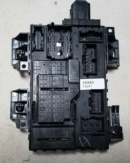 2010-11 Milan Ford Fusion Multifunction BCM Module AG1T-14B476-CB 9E5T-15604-BF