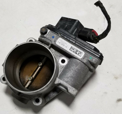 2009 2010 2011 2012 LINCOLN MKS Ford Flex Throttle Body OEM