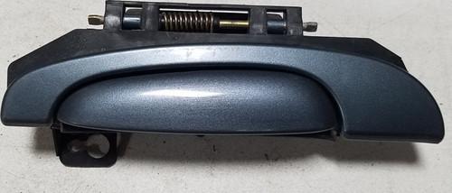 2000-2008 JAGUAR Stype S-TYPE S Type LH Rear Exterior Door Handle Blue