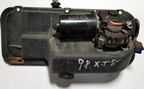 1998 to 2003 JAGUAR XJ8 XJR VANDEN PLAS WIPER MOTOR ASSEMBLY GNC8951AB