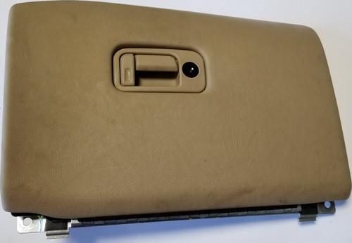 2000 2001 2002 JAGUAR S-TYPE S Type  Glove Box Assembly Tan