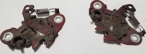 2000 2001 2002 JAGUAR S-TYPE S Type S-Type Hood Latch Lock Set