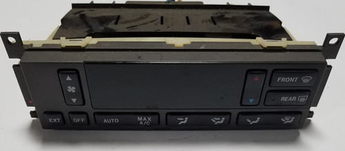 2000 00 01 2002 Lincoln Town Car AC Automatic Climate heater control 1W1H-19C933-AB