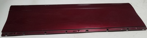 1998 - 2011 Lincoln Town Car LH Driver Side Front Door Trim Molding Maroon