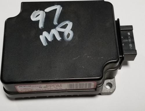 1997 Lincoln Mark VIII fuel Pump Driver Module FPDM F7LF-9D370-AA