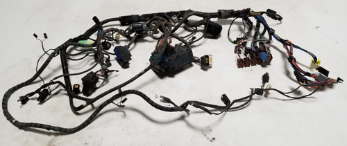 1998 Jaguar XJR Engine Bay Management Harness with Fuse Box LNC3350FF