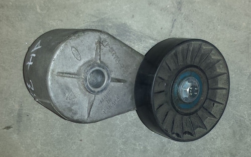 Idler Bracket and Pulley - 3.8L LX - 1989 - 1993 Thunderbird and Cougar - WWW.TBSCSHOP.COM