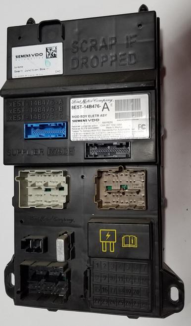 2008 MERCURY MILAN Multifunction Control Smart Module Computer 8E5T-14B476-AE