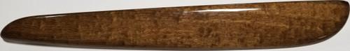 2002-2008 JAGUAR X-TYPE LH Rear DOOR WOOD GRAIN TRIM OEM X Type