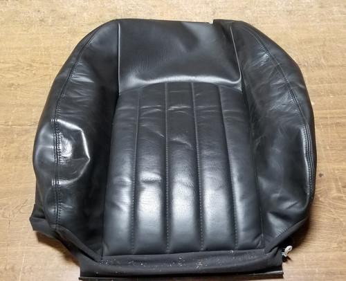 2002 2003 2004 Jaguar X-Type X Type RH Seat Back Black Leather Skin