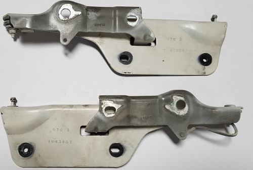 2003 2004 2005 2006 Lincoln LS Hood Hinge Set