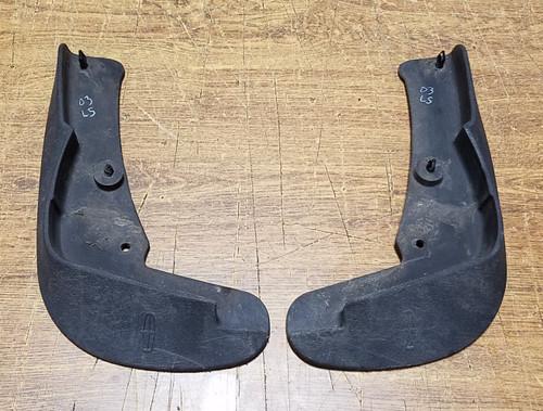 2000 2001 2002 2003 2004 2005 2006 LINCOLN LS Rear Mud Flap Set OEM