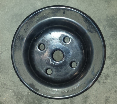1989 - 1995 Thunderbird and Cougar Water Pump Pulley - 3.8L LX - WWW.TBSCSHOP.COM