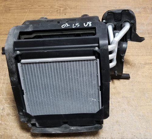 2000 2001 2002 LINCOLN LS AC and Heater Core Assembly