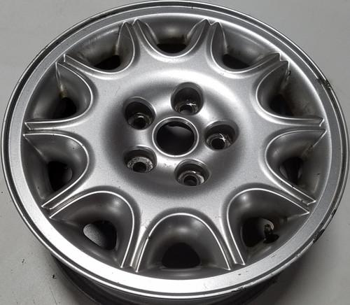 1998 1999 2000 2001 2002 2003 Jaguar XJ8 XJ8L VDP Wheel MNC6113 AB