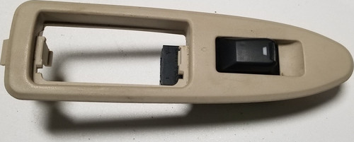 2000 2001 2002 LINCOLN LS LH Rear Window Switch Light Parchment 5G