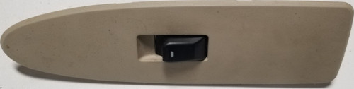 2000 2001 2002 LINCOLN LS RH Front Window Switch Light Parchment 5G