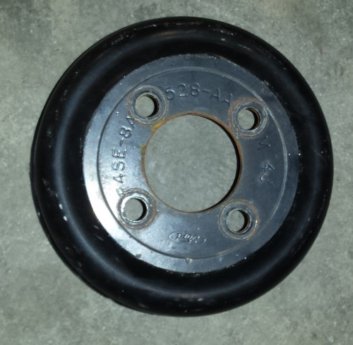 Water Pump Pulley - 4.6L SOHC - 1994 - 1997 Thunderbird and Cougar - WWW.TBSCSHOP.COM