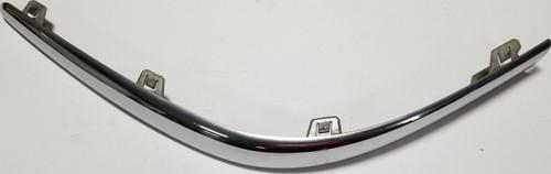1999 00 01 02 03 2004 JAGUAR S-TYPE S Type RH REAR BUMPER MOLDING Chrome