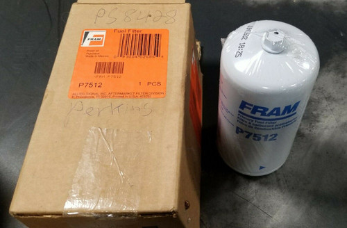 Fram Fuel Filter P7512 New