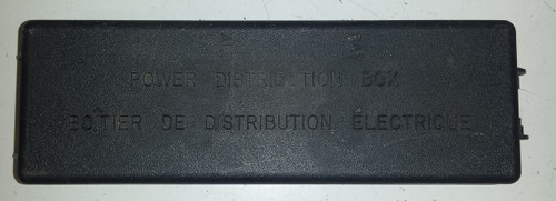 Engine Fuse Box Cover - 1994 - 1997 Thunderbird and Cougar - WWW.TBSCSHOP.COM