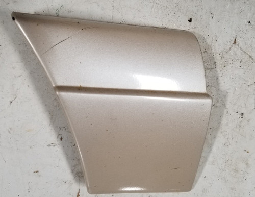 1998-2002 Lincoln Continental LH Front Fender Trim Molding Cream OEM