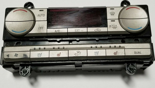 2008 LINCOLN MKZ CLIMATE CONTROL OEM  8H6H-18C612-CA